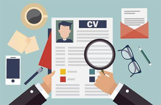 CV Sample To Apply NEC Jobs 2020
