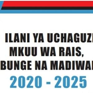 Ilani Ya Chadema 2020-2025 PDF Download Here