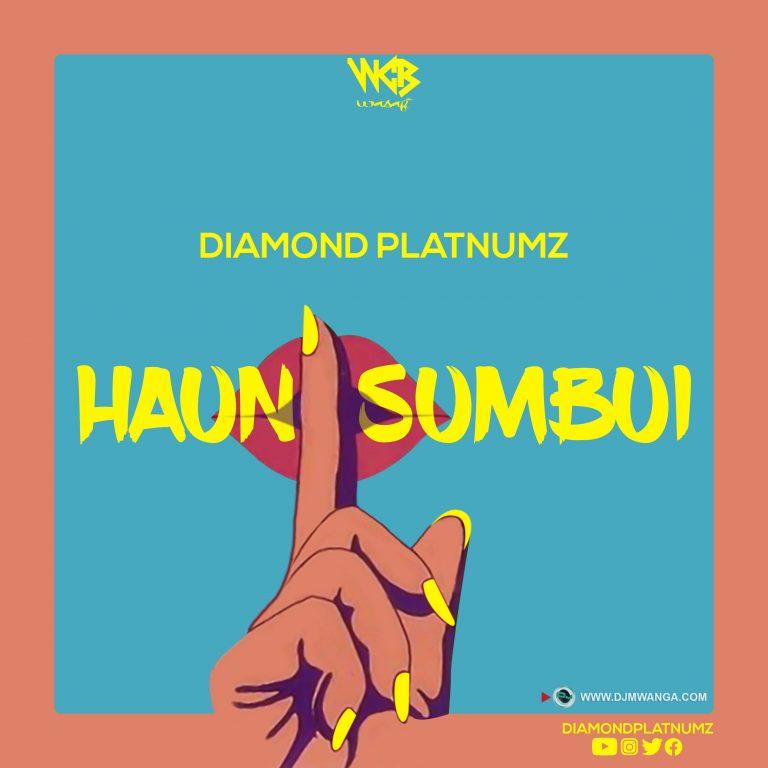 Diamond Platnumz Haunisumbui Official Audio MP3
