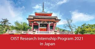 OIST Internship In Japan 2021 (Full Funded)