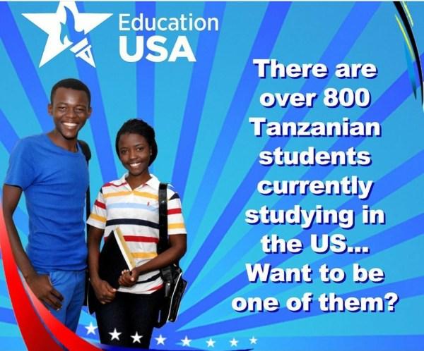 EducationUSA Scholars Program 2020 For Tanzanian.