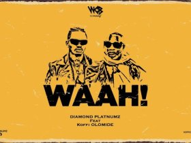 Diamond Platnumz Ft Koffi Olomide Waah Download MP3