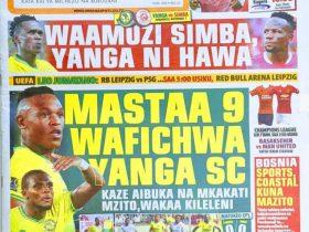 Magazetini Leo Tanzania
