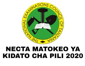 Matokeo Ya Kidato Cha Pili 2020/2021   NECTA Form Two Results 2020