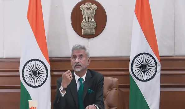 End game in Afghanistan was not something that anybody saw coming: Jaishankar