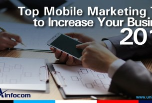 Top Mobile Marketing Tips To Increase Your Business In 2018