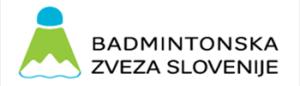 Logo Badbintonska zveza Slovenije