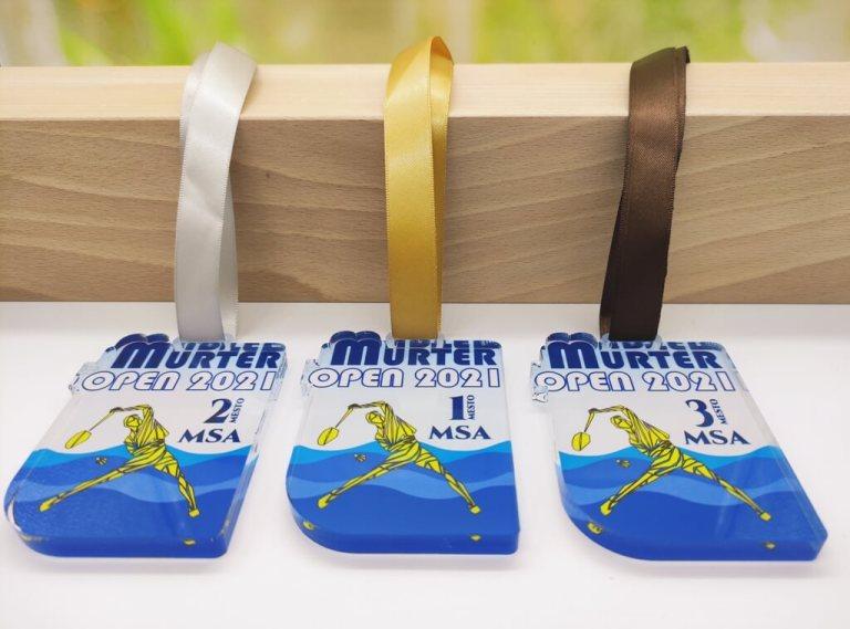 Medalje za Murter Open 2021