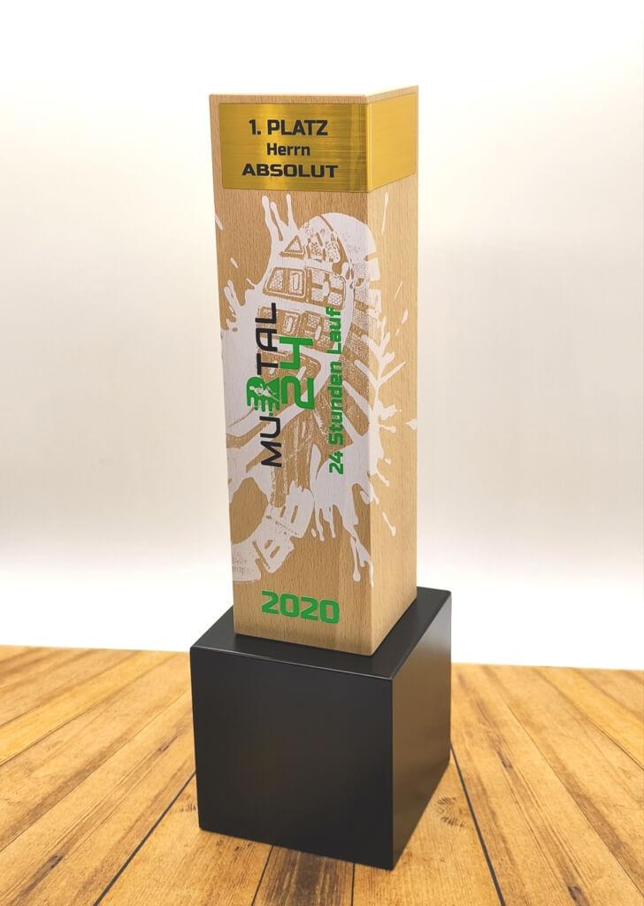 Pokal za tek Murtal24