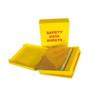 BEST QUALITY SDS Binders - OSHA Safety Binders by UniKeep