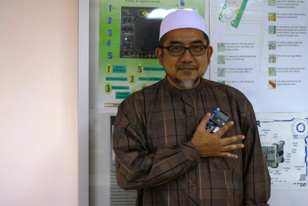 Zulkhairi Mohd Yusof