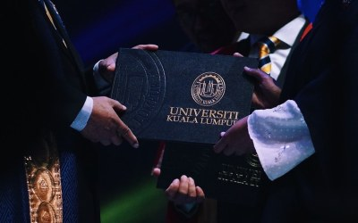 The 16th UniKL Convocation – An Unforgetable Experience