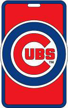 Chicago Cubs Luggage Tag