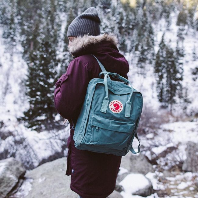Come see what sets the Fjallraven Kanken backpacks apart from other backpacks...