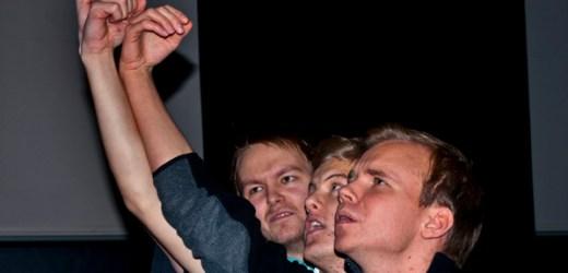 Studentrevyen presenterer «Armen til Marit Bjørgen»