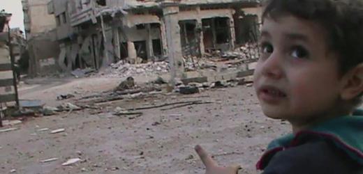 Filmanmeldelse: Syria fra innsiden