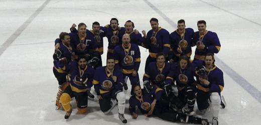 Veien til suksess:KSI Crusaders Ishockey