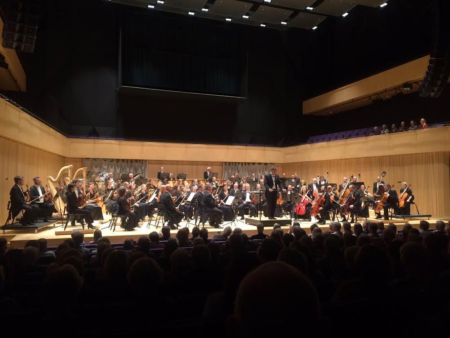Konsert: Fantastique!  <br/>Sesongåpning med romantiske mesterverk på Kilden