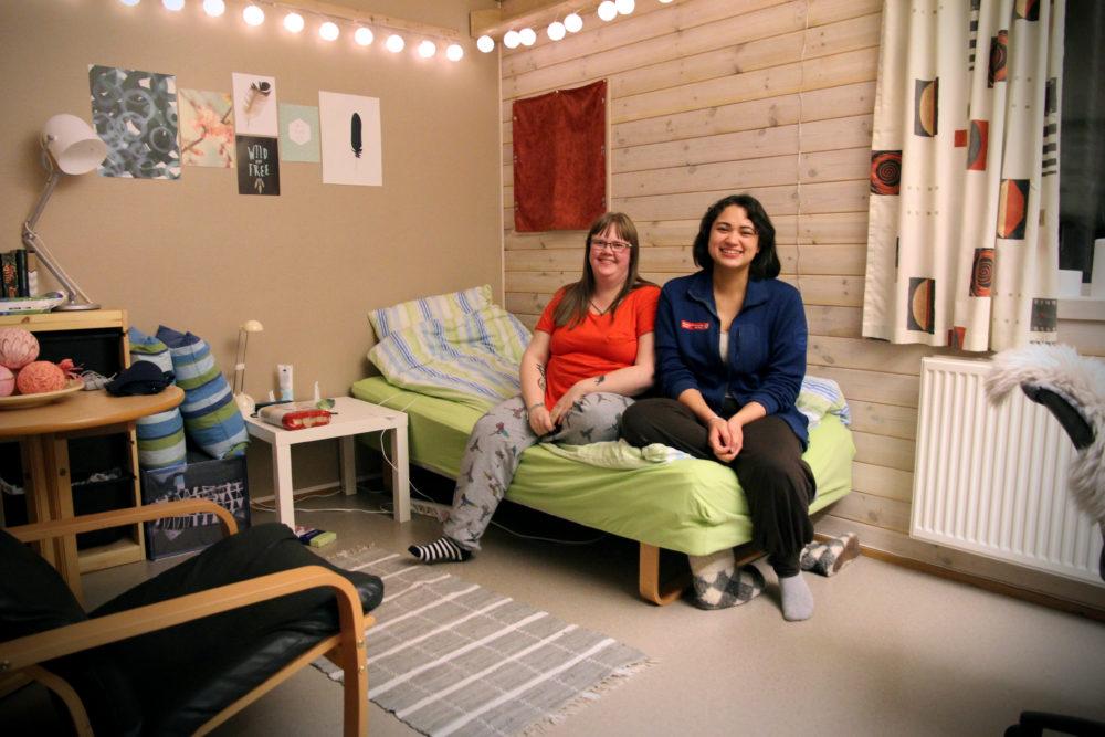 Innfører dobbeltrom i studentboliger