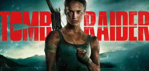 Filmanmeldelse: Tomb Raider