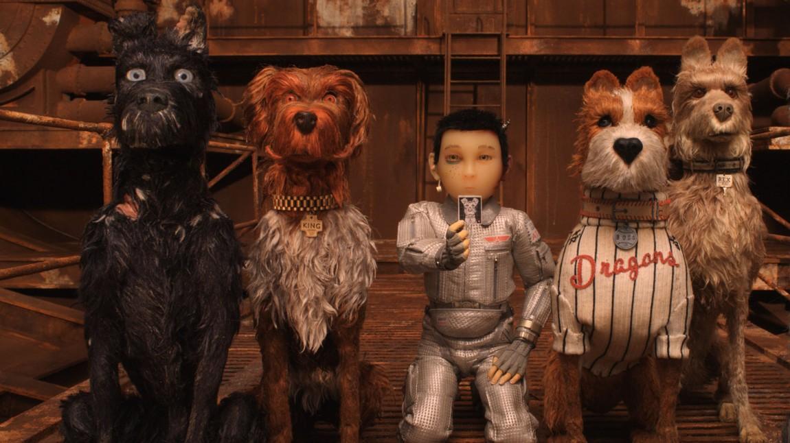 Filmanmeldelse: Isle of Dogs