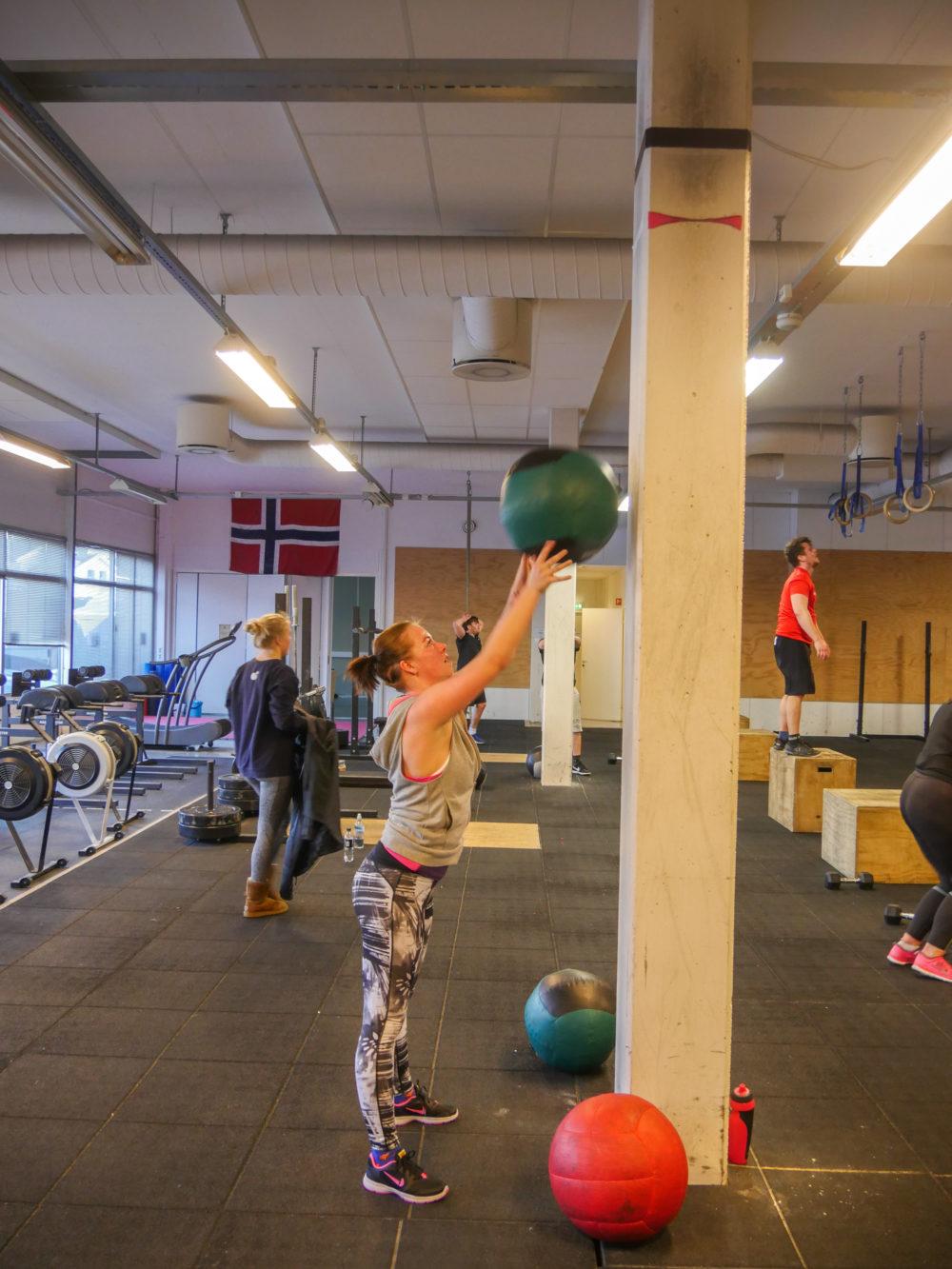 CrossFit: Melkesyre og smertehelvete