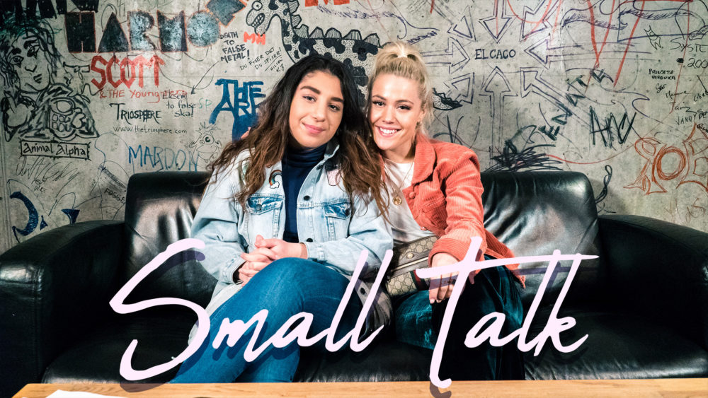 Small Talk: Julie Bergan