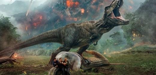 Anmeldelse – Jurassic World: Fallen Kingdom