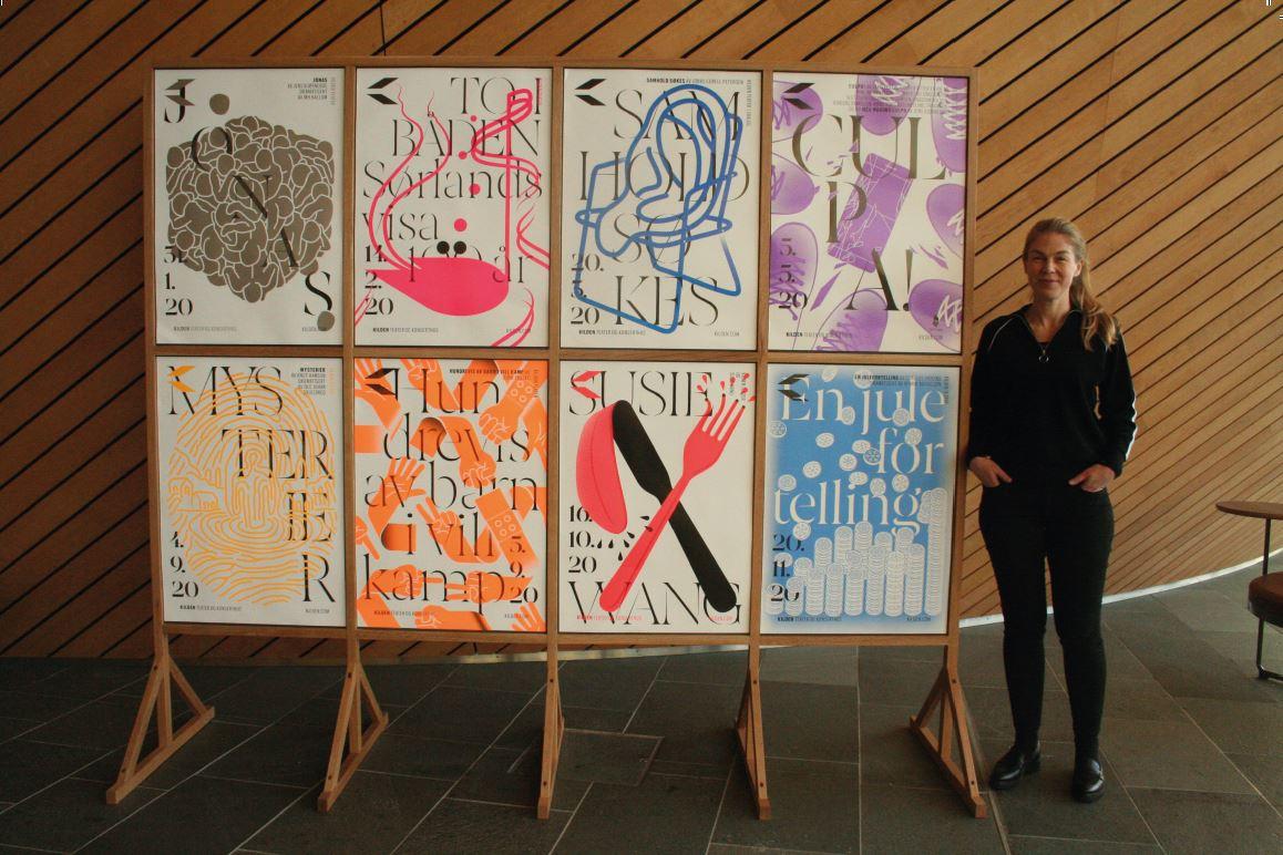 Unikum digger: Ny teatersjef på Kilden
