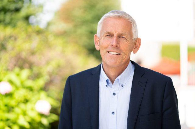 Rektor ved NLA, Sigbjørn Sødal