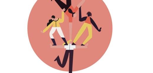 Selvstudier: –Den evige runddansen