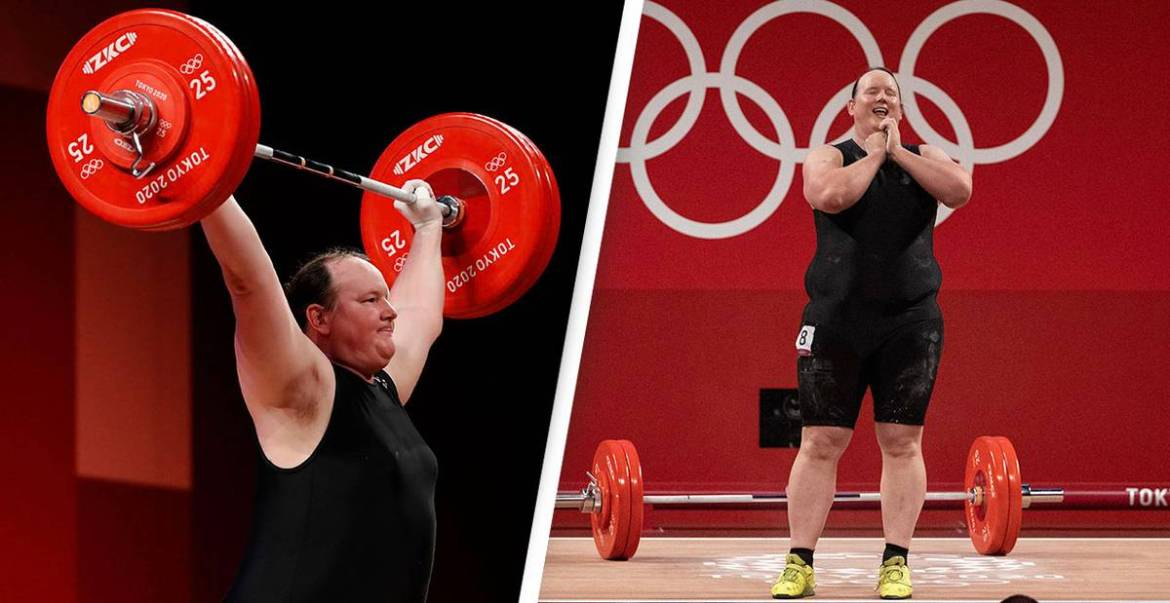 Olympic Transgender Weightlifter Laurel Hubbard Named Sportswoman Of The  Year - UNILAD