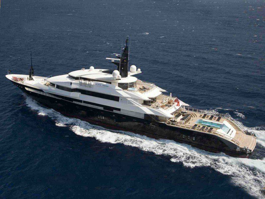 The Worlds Most Expensive Yachts And The Billionaires Who