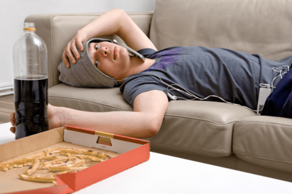 Lazing Around May Not Actually Be Bad For Your Health