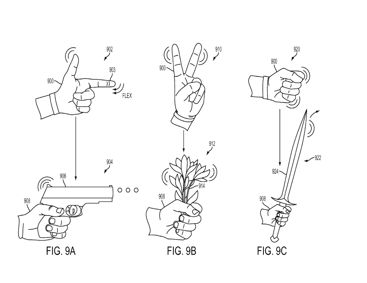 Sony File Patent For New PlayStation Glove Controller
