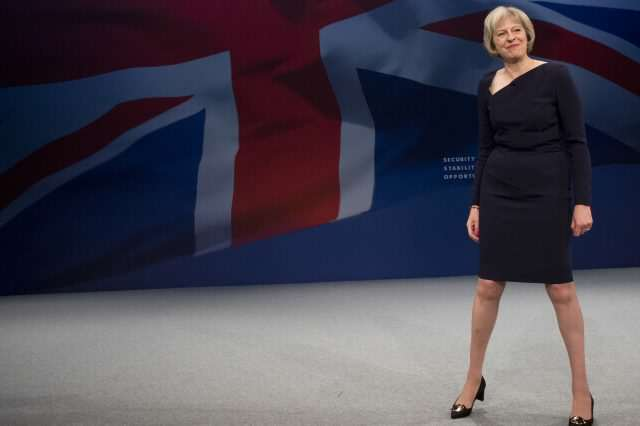 Power Girl Wallpaper Tories Keep Doing This Incredibly Awkward Thing With Their