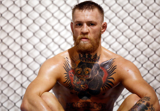 Conor McGregors Latest Picture Has Made People Very Suspicious mcgregor mayweather fitness web