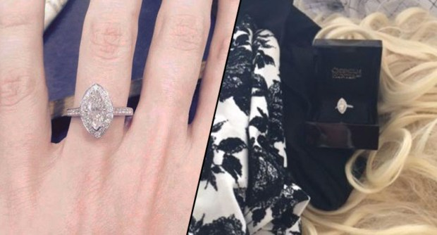 Model Selling Engagement Ring In Hilarious eBay Listing After Finding Out Fiances Secret laura face new