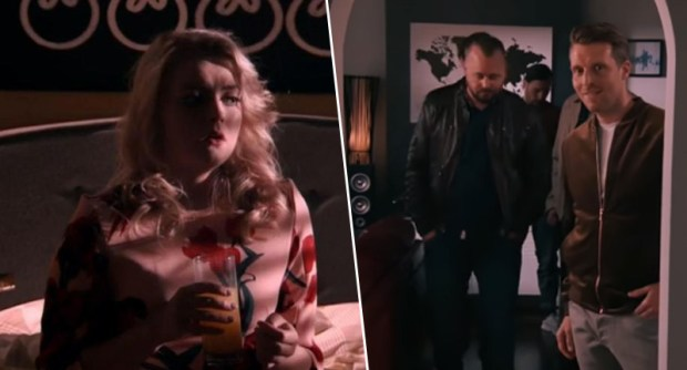 Producer Speaks Out About Sickening Coronation Street Gang Rape Scene Gang face