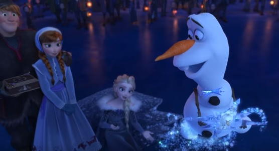 Trailer Drops For New Frozen Film Out This Year Olaf 5