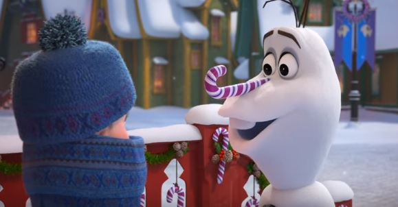 Trailer Drops For New Frozen Film Out This Year Olaf3