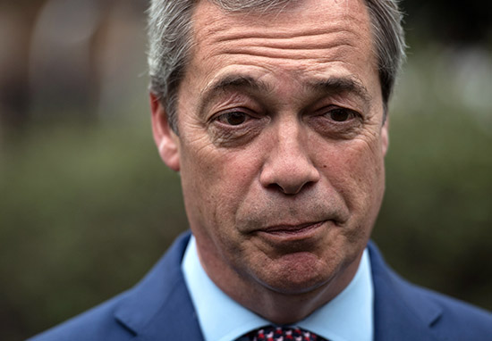 Nigel Farage Under Investigation From FBI nigel farage fbi web