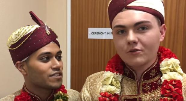 First Ever Same Sex Muslim Wedding Takes Place In The UK Capture 2