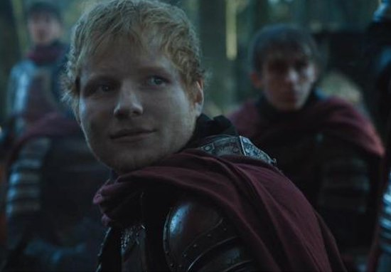 Ed Sheeran Has Deleted Twitter After His Game Of Thrones Cameo Ed Sheeran GOT 1 1