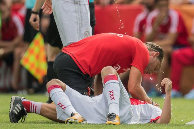20 Year Old Footballer Who Collapsed During Game Has Suffered Permanent Brain Damage GettyImages 810800020