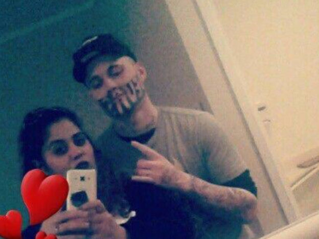 Truth Behind Guy With Devast8 Face Tattoo Turning Down 45 Job Offers Mark Tattoo Pic 624x468