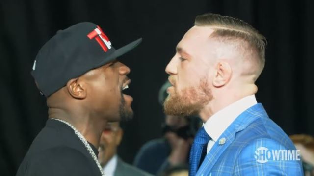 Mini Mayweather Set to Fight Mini McGregor Night Before The Real Thing conor