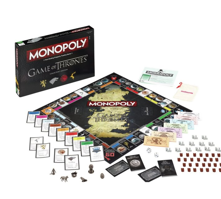 Theres A Game Of Thrones Board Game On Sale Now %name
