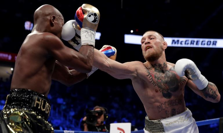 Doctor Reveals Real Reason Mayweather V McGregor Fight Was Stopped Capture q3f43