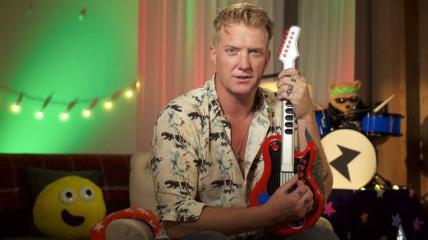 Josh Homme Is Going To Read Bedtime Stories On CBeebies 97701194 bbc homme